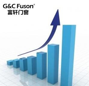 铝合金门窗品牌在瞬息万变的市场中得到好发展的方法