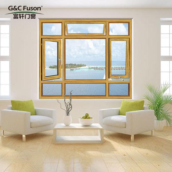 平开窗的清洁方法