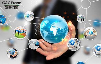 系统门窗品牌厂家跟上互联网趋势在市场中独树一帜