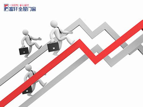 2021年全屋门窗品牌要看清市场的发展势头