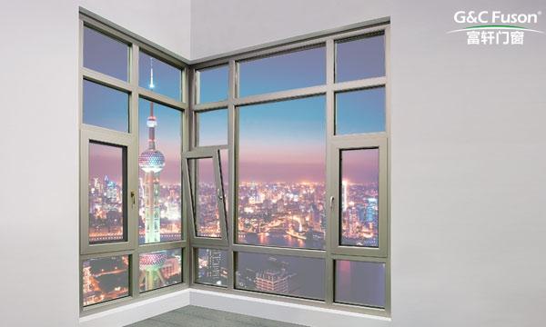 铝合金门窗框边渗水解决方法
