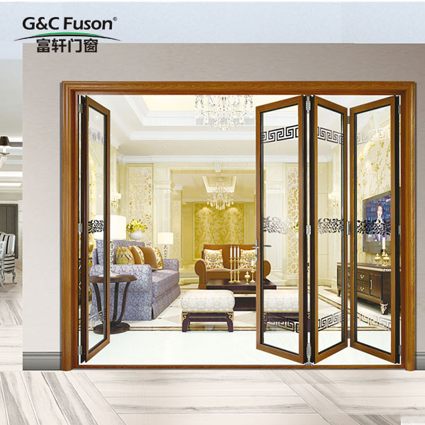需掌握的铝合金玻璃折叠门选购技巧