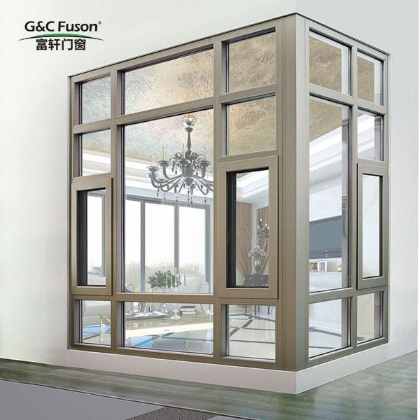 选购和安装防水铝合金门窗产品的要点