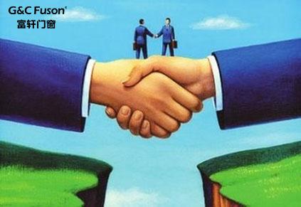 门窗十大品牌企业通过优质产品吸引客户