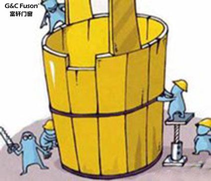 铝合金门窗十大品牌企业终端建设需要注意哪几点